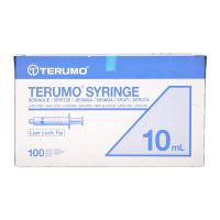Terumo Syringe Injekčné striekačky 10ml 100 kusov