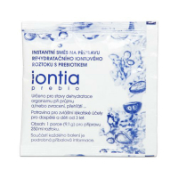 STRIP Iontia 9,1 g rehydratačný kúra