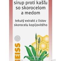 Mucoplant Sirup proti kašľu so skorocelom a medom 100 ml