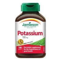 Jamieson Draslík 100 mg s postupným uvoľňovaním 100 tabliet
