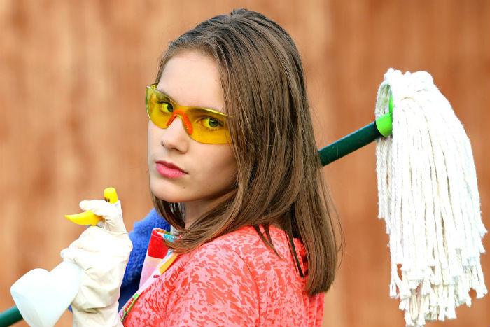 Jarné upratovanie, očista duše aj domácnosti