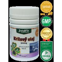 JUTAVIT Krilový olej 500 mg