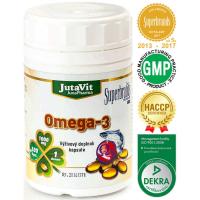 JUTAVIT Omega 3 - 1000 mg 100 kapsúl