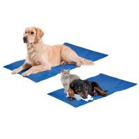 KARLIE FLAMINGO Chladiaca podložka pre psov a mačky, veľkosť XL 60x100 cm