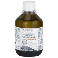 PHARMA ACTIV Koloidný zinok + vitamín C 300 ml