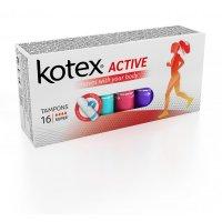 Kotex Tampóny Active Super 16 ks