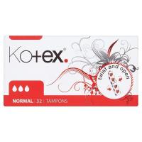 KOTEX Tampóny Normal 32 ks