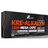 Kre-Alkalyn 2500, Kreatín 120 kapslí Olimp