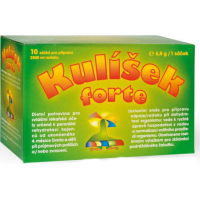 STRIP Kulíšek forte 6,8 g 10 kusov