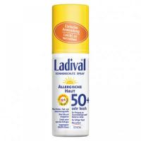 LADIVAL Allerg OF 50+ spray na opaľovanie 150 ml