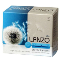 Lancety pro pero ke glukometru Easygluco 200 ks