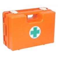 Lekárnička kufrík odnímateľný s náplňou ZM 10 osôb