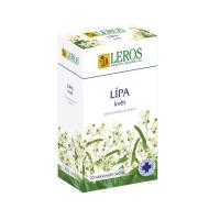 LEROS Lipa kvet čaj sáčky 20x1,5g