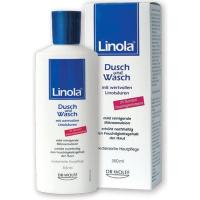 LINOLA Shower and Wash - sprchový a umývací gél 300 ml