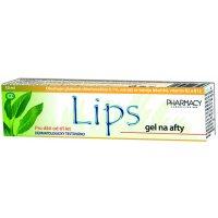 LIPS Gel na afty 10 ml