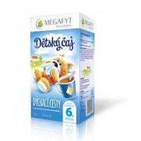 MEGAFYT Detský čaj - dýchacie cesty 20 x 2 g