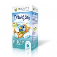 MEGAFYT Detský program čaj priedušky 20 x 2 g