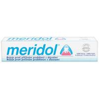 značka MERIDOL = darček ZADARMO