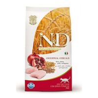 N & D Low Grain CAT Adult Chicken & Pomegranate 300g