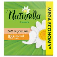 Naturella slip 100ks normal