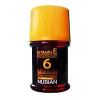 Nubian olej na opaľovanie OF6 60ml