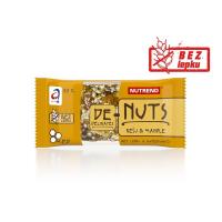NUTREND DENUTS Orechová tyčinka Kešu+mandle 35 g