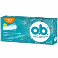 O.B. ProComfort Super 16 kusov