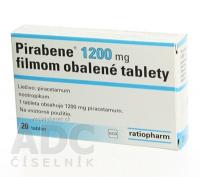 PIRABENE tbl flm 20x1200 mg (blis.PVC/Al)