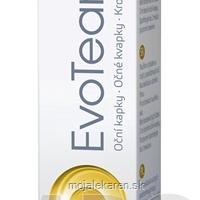 EvoTears očné kvapky 3 ml