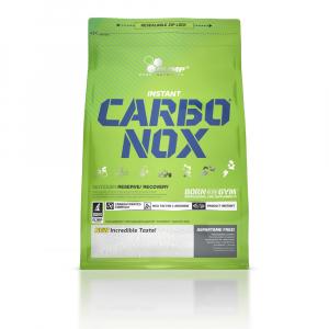 Carbo-Nox, iontový nápoj, 1000 g, Olimp - Jahoda