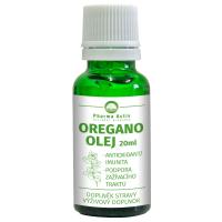 PHARMA ACTIV Oregano olej s kvapkadlom 20 ml