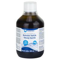 PHARMA ACTIV Koloidný horčík + vitamín C s malinovou príchuťou 300 ml