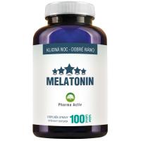 PHARMA ACTIV Melatonín Komplex + darček ZADARMO