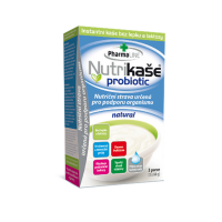 PHARMALINE Nutrikaša probiotic Natural 3x60 g