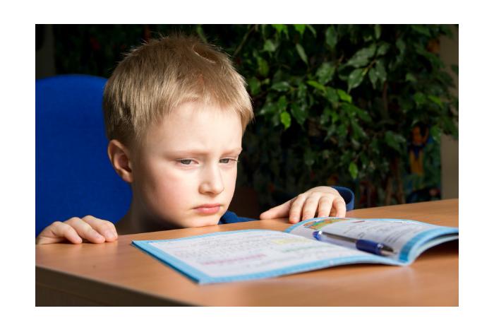 Poruchy pozornosti a problémy v škole