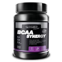 PROM-IN Essential BCAA synergy citrón + mäta 550 g