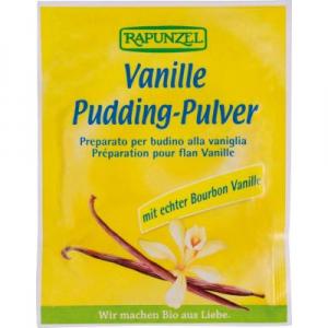 Pudingový prášok vanilkový Rapunzel 40g - BIO