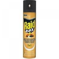 RAID Max 3v1 Lezúci hmyz 400 ml