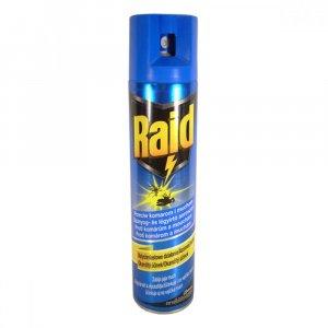 RAID Hubič lietajúceho hmyzu 400 ml