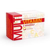 ROSEN Vitamín s minerálmi 60 tabliet