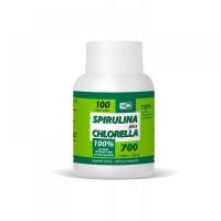 VIRDE Spirulina + Chlorella 100 tabliet