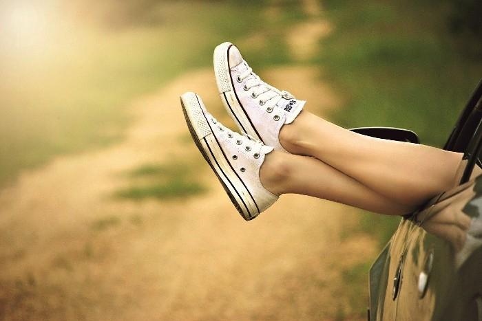 Ťažké a unavené nohy − ako im uľaviť