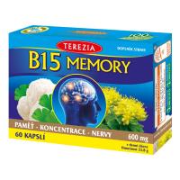 TEREZIA B15 Memory 60 kapsúl