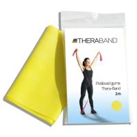 THERA-BAND Posilňovacia guma 2 m žltá - slabá