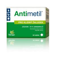 TILMAN Antimetil 30 tabliet