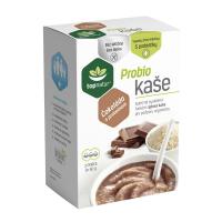 TOPNATUR Probio kaša čokoláda s proteínom 3x60 g