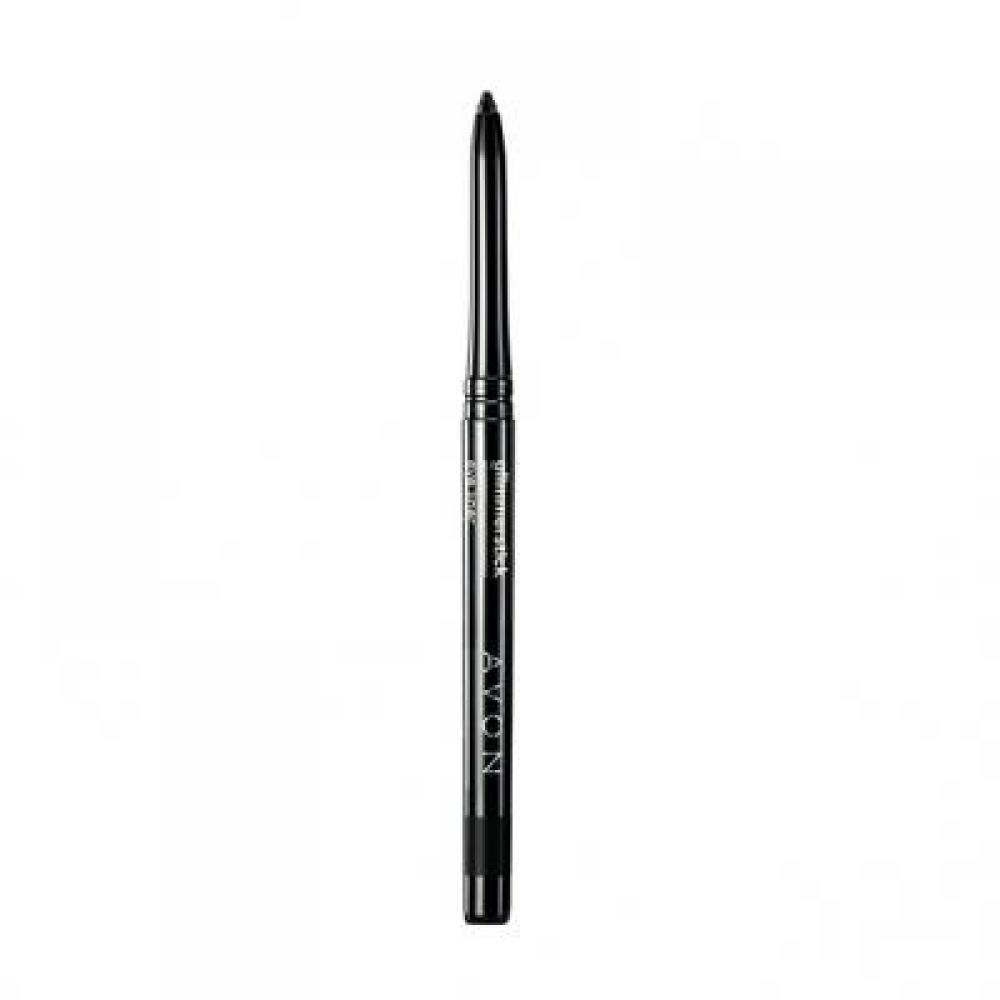 AVON Ceruzka na oči (Glimmerstick Eye Liner) 0,28 g (Blackest Black)