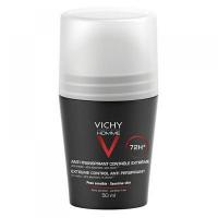 VICHY Homme Deodorant pre extrémne kontrolu 50 ml