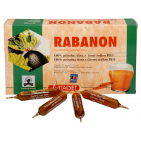 TARAPHARM Rabanon extrakt z čiernej reďkovky 20 x 10 ml