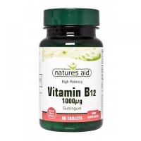 Vitamín B12 - 1000 mcg 90 tabliet